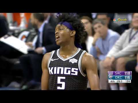 Sacramento Kings vs Oklahoma City Thunder : February 23, 2019
