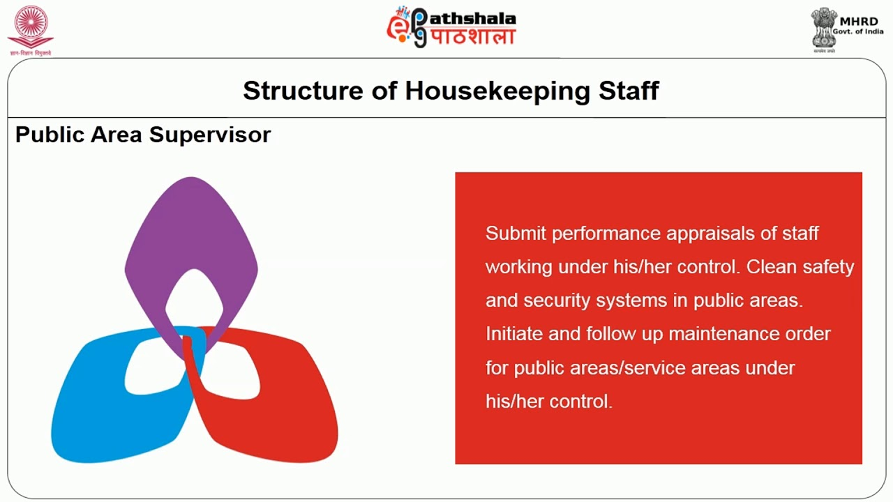 Organization of housekeeping department youtube organization of housekeeping department thecheapjerseys Images