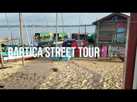 S2 E21 | Bartica Street Tour | Part 1 of 4 | Walk with me in Bartica