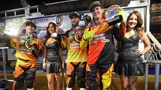 BATTLE: AX Main Event #2 - Saturday / Baltimore - AMSOIL Arenacross