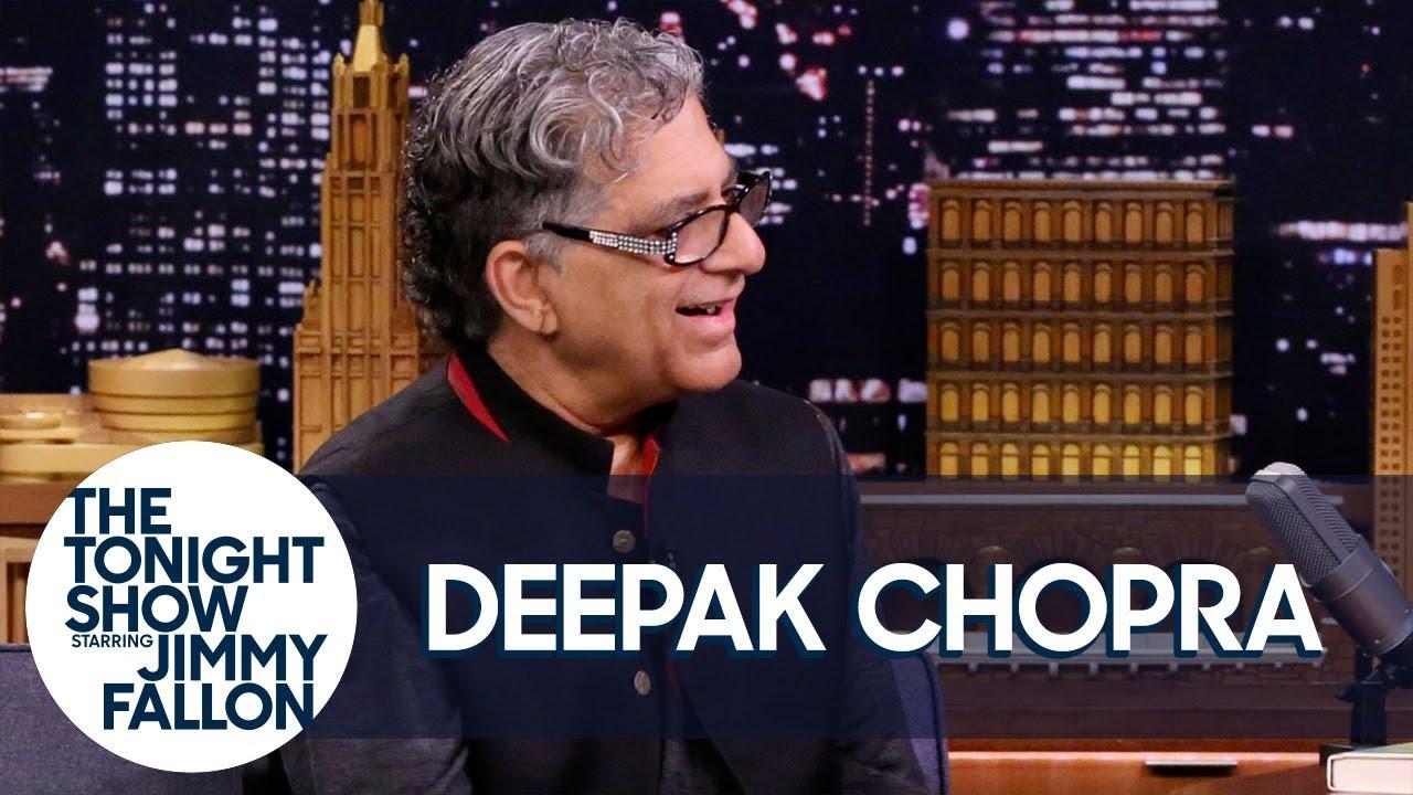 "Deepak Chopra Wants to Heal Donald Trump's ""Inflamed"" Inner Child"