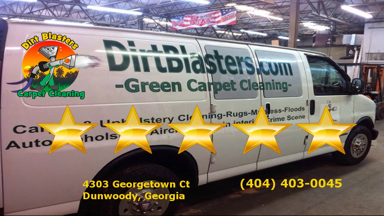 Dirt Blasters Carpet Cleaning Inc Atlanta Great Five Star Review By Brian H