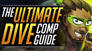 The ULTIMATE DIVE COMP Guide - Best Tips to CARRY and Rank Up this Meta | Overwatch Pro Gameplay