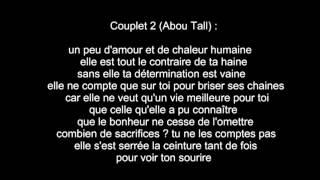 The Shin Sekaï - Pour toi (PAROLES)