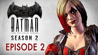 Batman: The Enemy Within - Episode 2 - The Pact (Full Episode)