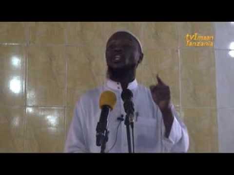 TV IMAAN - Khutbah: Muamala wako na Allah,Quran,Jirani na mke wako