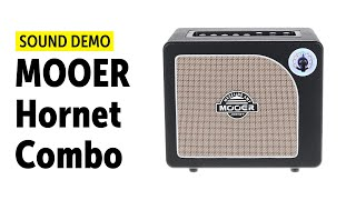 Mooer Hornet Combo Sound Demo (no talking)
