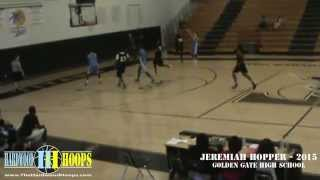 GGHS Titans Basketball: Jeremiah Hopper (Combo Guard) - Class of 2015