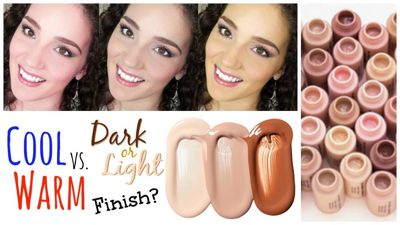How to Find the Best Foundation Color Shade for You