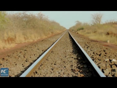My story with the first accomplished part of SGR in Africa