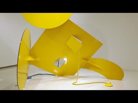 Claes Oldenburg's Geometric Mouse