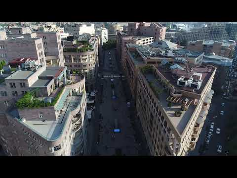 North Avenue 4K. Yerevan