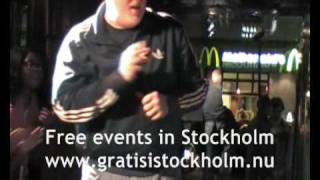 Brother Ali & BK-One - Blah Blah Blah / Take Me Home, Live at Lilla Hotellbaren, Stockholm 13(16)