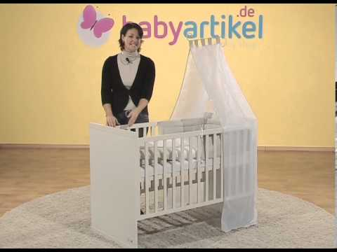 Roba multifunktionsbett babyartikel youtube