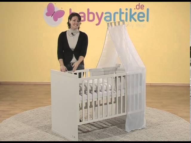 Roba Multifunktionsbett Babyartikel De Youtube