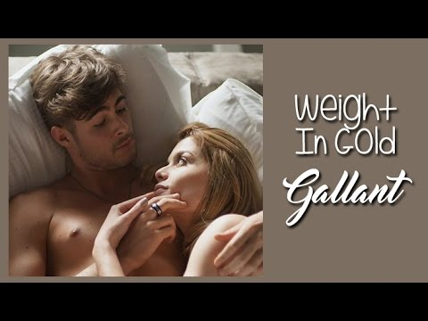 Gallant - Weight In Gold (Tradução) Tema de Diana Trilha Sonora Rock Story 2016 HD.