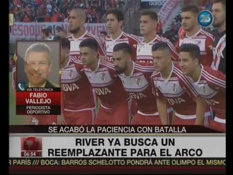 Canal 26 -Noticias de deporte  en El Pulso  con Eduardo Serenellini