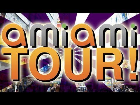 🇯🇵 AMIAMI STORE TOUR! - Akihabara  Location 🇯🇵 Japan Toy Hunting BONUS - Toy Pizza