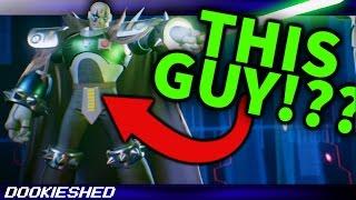 Who is this SIGMA Guy!? ▶ [Marvel vs. Capcom Infinite]
