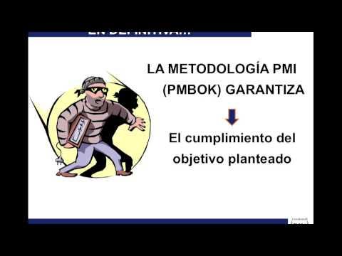 Metodología del PMI - Guía del PMBOK