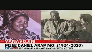 Maisha ya Mzee Daniel Moi kabla ya kujiunga na siasa