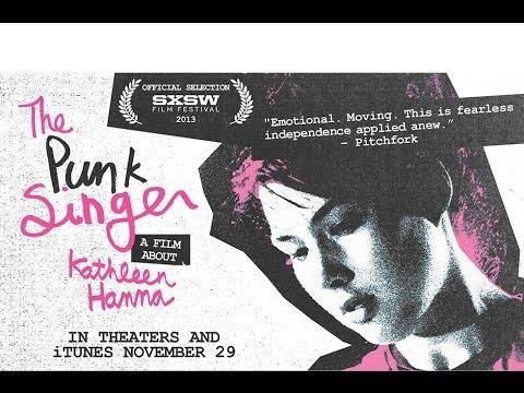 Documentary - THE PUNK SINGER - TRAILER | Kathleen Hanna, Adam Horowitz, Joan Jett