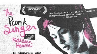 Documentary - THE PUNK SINGER - TRAILER | Kathleen Hanna, Adam Horowitz, Joan Jett