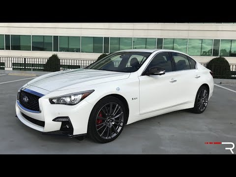 2018 Infiniti Q50 Red Sport Awd Redline Review