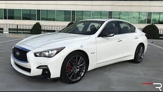 2018 Infiniti Q50 Red Sport AWD – Redline: Review