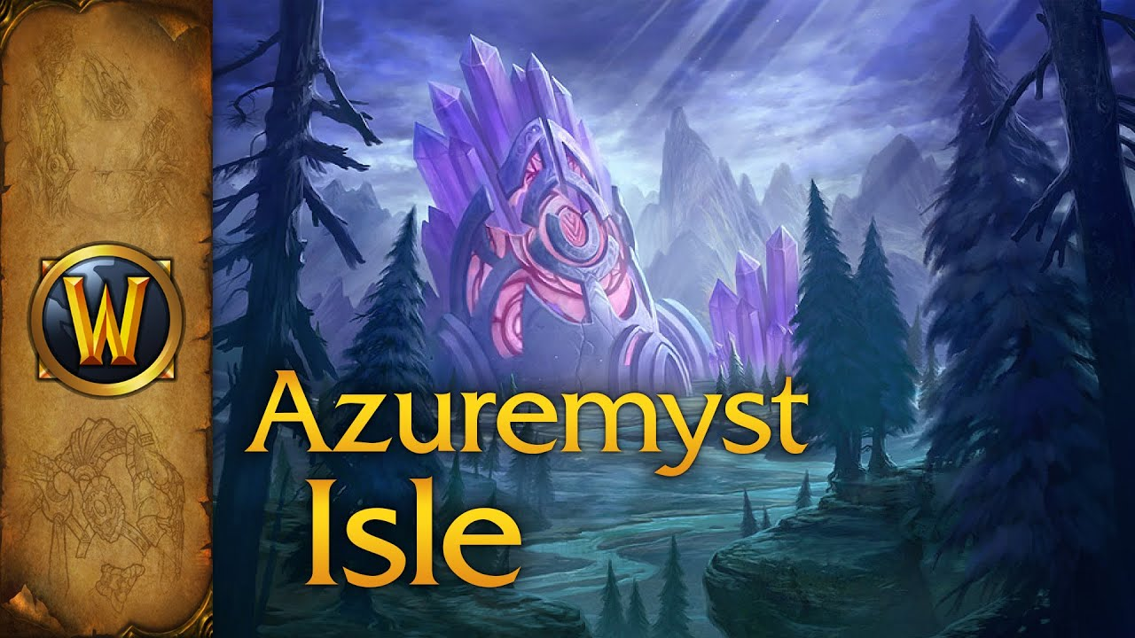 wow how to get to stormwind from azuremyst