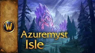World of Warcraft - Music & Ambience - Azuremyst Isle