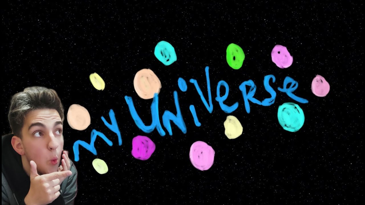 Coldplay X BTS - My Universe (Official Lyric Video)   REACCION