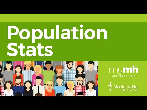 Population stats & changing demographics