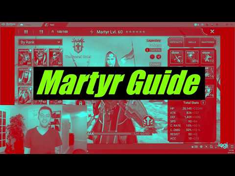 A guide to Martyr: Raid Shadow Legends