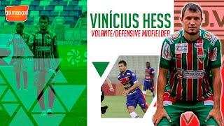 ⚽ VINÍCIUS HESS / VOLANTE / Vinícius Sarturi Hess
