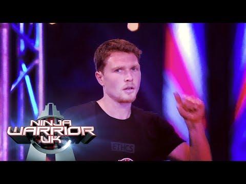 The Sheriff Tim Shieff is back in town | Ninja Warrior UK