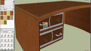 Google Sketchup (furniture Collection) #1 Table