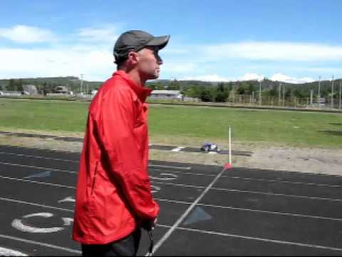 Alberto Salazar coaching Galen Rupp