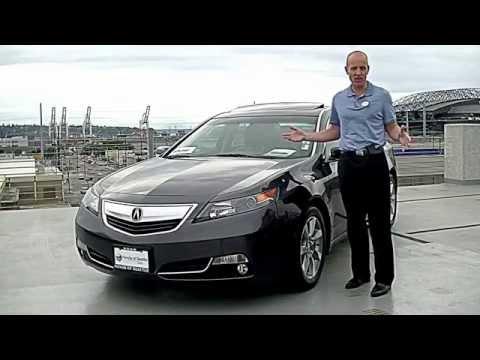 2012 Acura TL sh-awd: the #1 best used sedan value, period