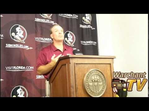 Jimbo Fisher's Monday Press Conference - Post Oklahoma State