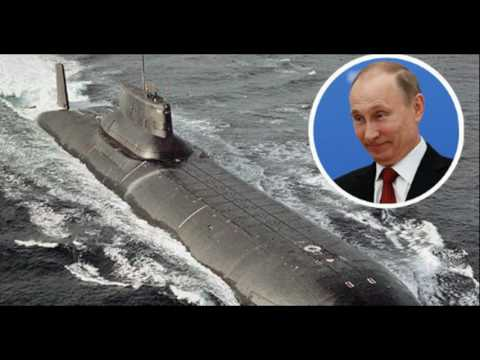 Russia Unveils World's Biggest Nuclear Submarine