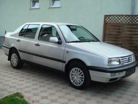 vw vento 1 9 tdi 96 g klima abs youtube. Black Bedroom Furniture Sets. Home Design Ideas