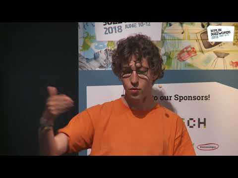 Berlin Buzzwords 18: Volker Mische – Noise: a search library in Rust on YouTube