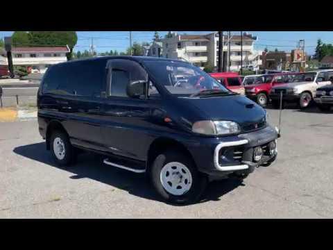 JDM 1994 Mitsubishi Delica Turbo Diesel for sale in Seattle WA