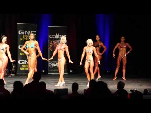 Danielle Carr - BNBF Finals - Liverpool 2014 - Full Stage Time