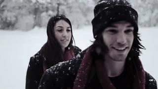 СНЕЖНАЯ СКАЗКА! ХИТ 2018 !!! Алик Бендерский - А без тебя повалит снег ..