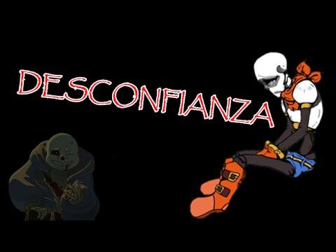 【UNDERTALE】DESCONFIANZA (Papyrus) - Canción original (Español) por Riglock [Disbelief]