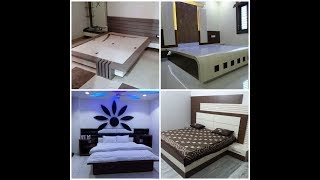 Beautiful bed design for  wood working idea