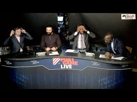 Troy Brown and Tom Curran, et al, react live to Miami Miracle
