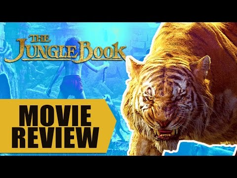 The Jungle Book Movie Review 2016